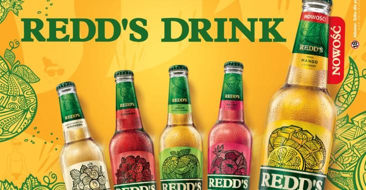 Redd S Mango I Cytryna Nowy Egzotyczny Smak W Kolekcji Piw Smakowych