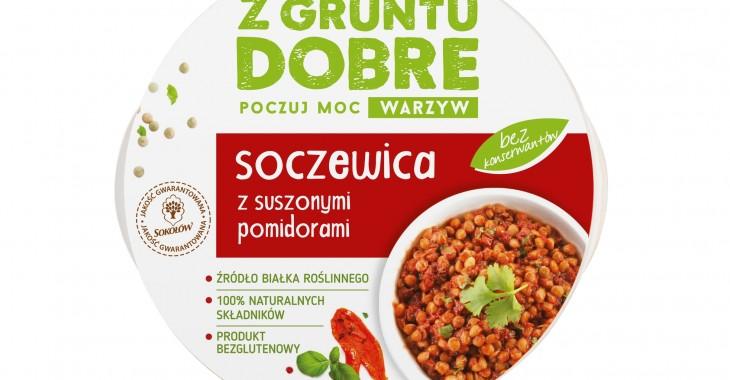 innowacyjny design 50% zniżki sprzedawca hurtowy Nowe warzywne dania gotowe. Po prostu – Z gruntu dobre