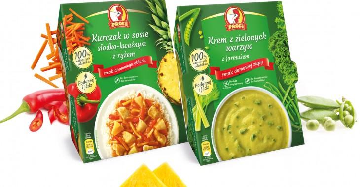 Jak Z Domowej Kuchni Nowa Odsłona Gotowych Zup I Dań